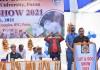 बिहार पशुचिकित्सा महाविद्यालय में डॉग शो का आयोजन