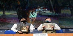 India now in leadership role in Tiger Conservation: Prakash Javadekear
