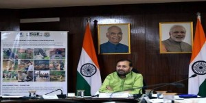 upgradation and expansion of Zoos across the country in PPP mode:Prakash Javadekar