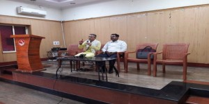 Samast Mahajan organising training program on Sustainable Goshala Management